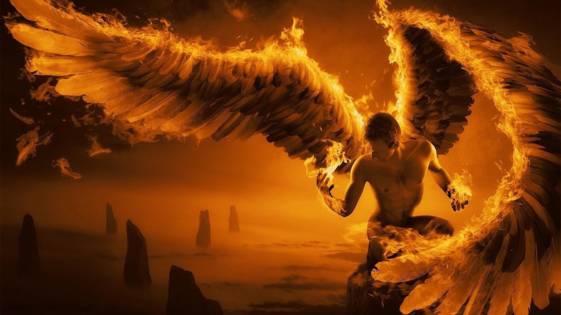 Full HD 1080p Angel Wallpapers HD, Desktop Backgrounds 1920x1080 | angels in 2019 | Angel fire ...