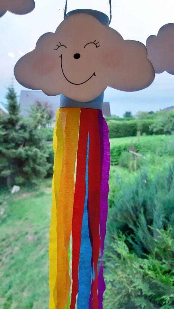 regenbogenwindspiel kreativblog der buntpapierweltde
