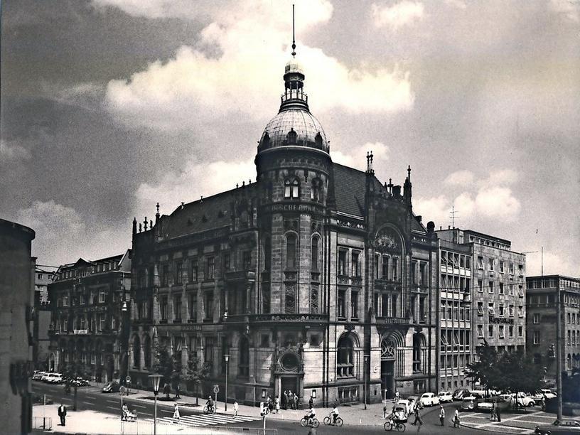 HANNOVER * 1964 So sah die Deutsche Bank am