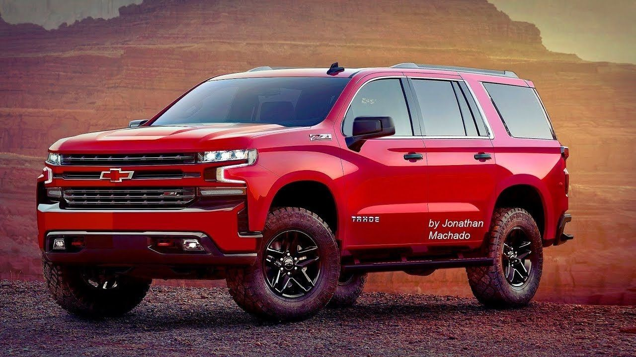 2020 Chevrolet Tahoe Colors In 2020 Chevrolet Tahoe Chevy Tahoe Chevrolet Suburban