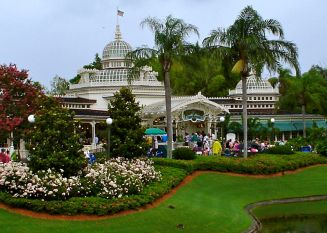 Learn about Magic Kingdom Table Service Restaurants
