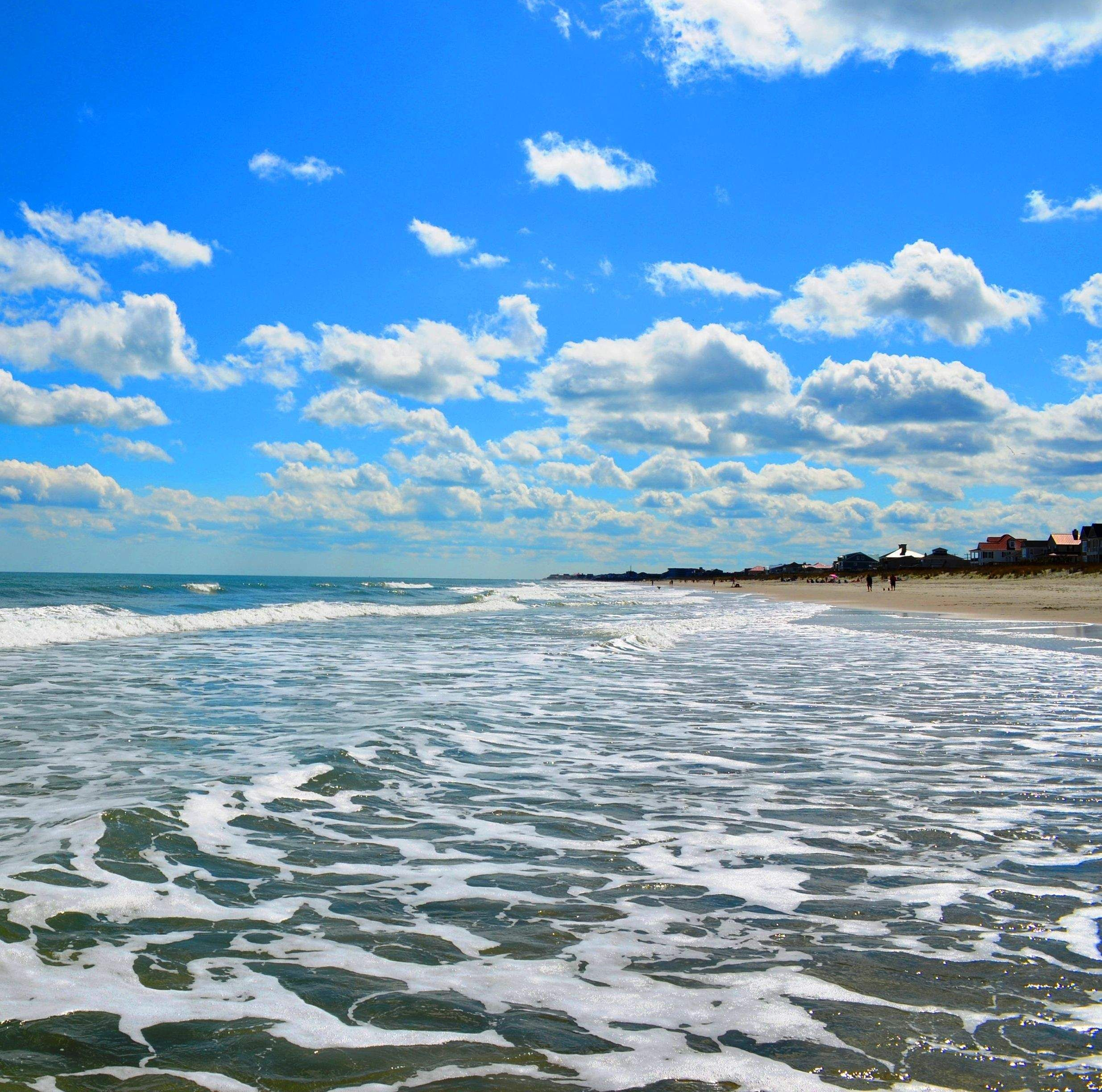 Pawleys Island Beach: Pawleys Island Was Named One Of The Top 10 Beaches In The