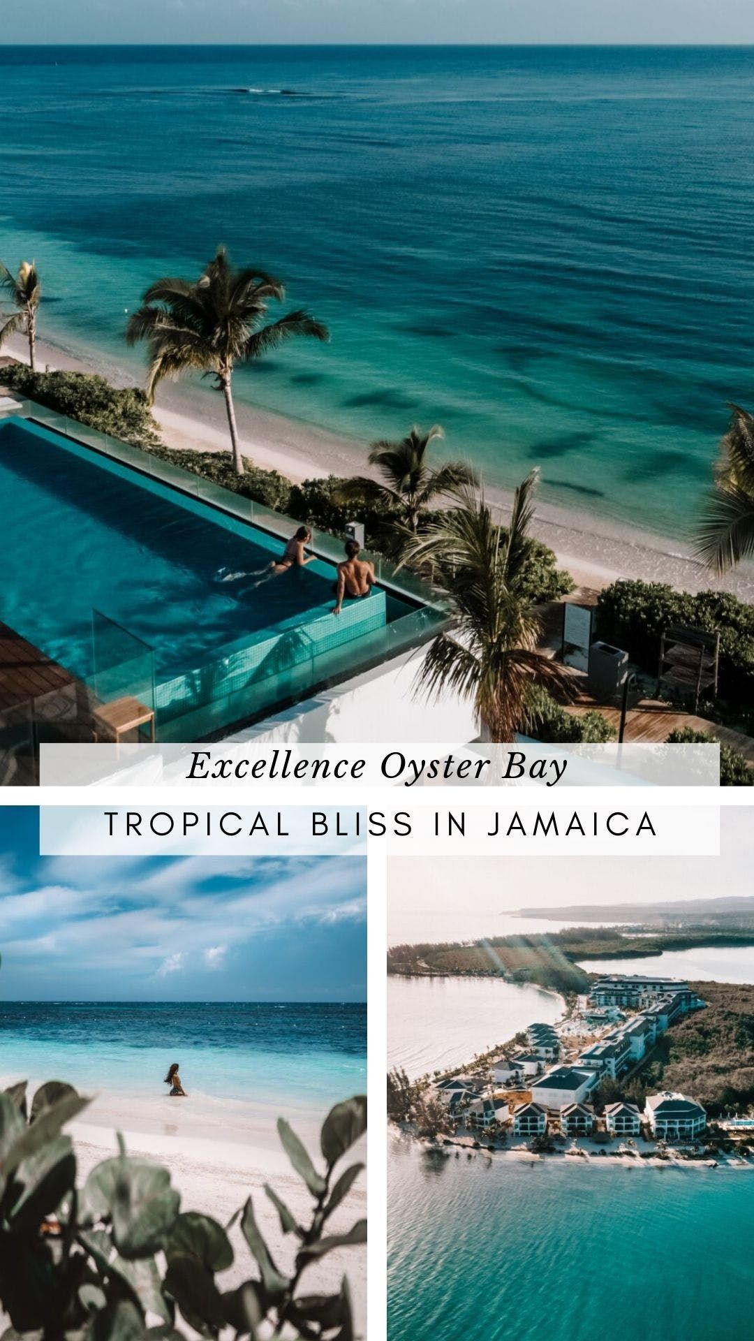 In A Blue Heaven At Excellence Oyster Bay Jamaica Away