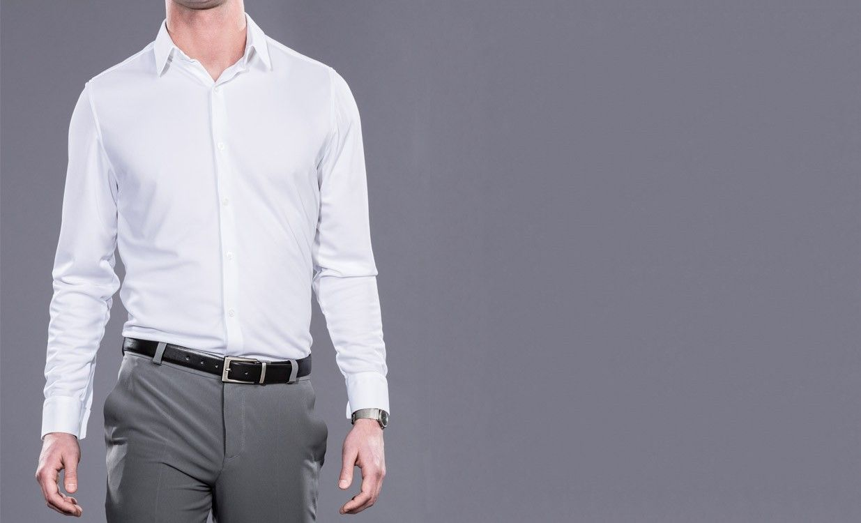 fcc8f6a441 The Apollo Performance Dress Shirt - Performance Professional Apparel from  Ministry of Supply