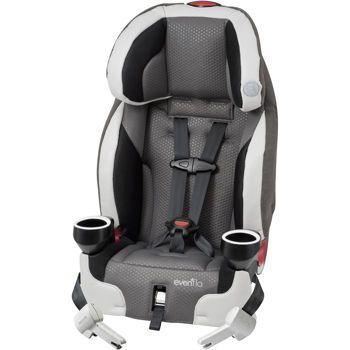 Costco: Evenflo® SecureKid™ DLX 2-in-1 Car Seat – Gray | BABY ...