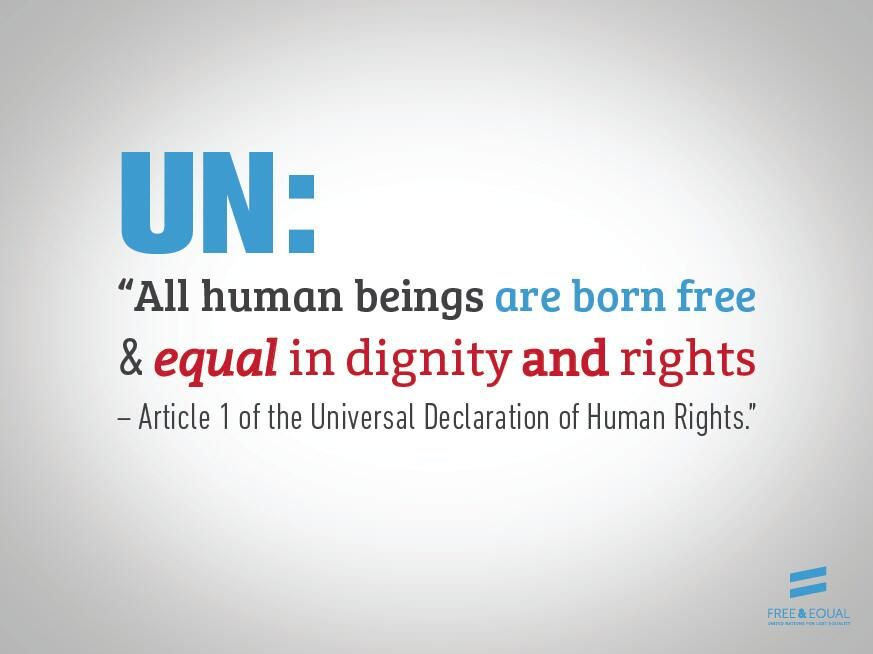 Un Free Equal On Twitter Declaration Of Human Rights United Nations Human Rights Equality