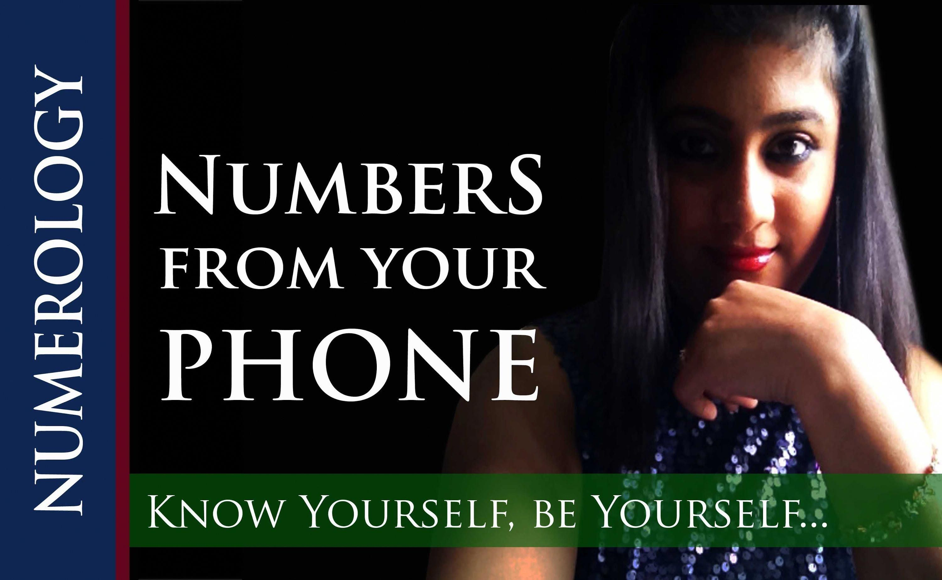What does your Phone Number Bring ? Numerology
