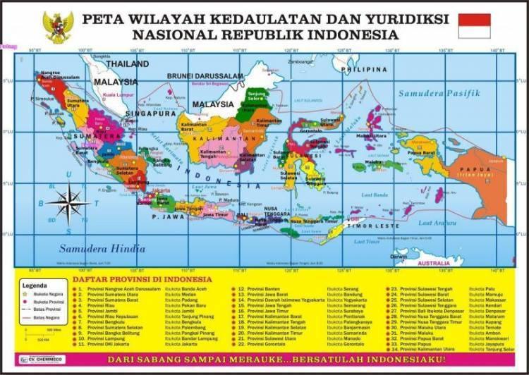 Peta Indonesia Peta Indonesia Peta Dunia