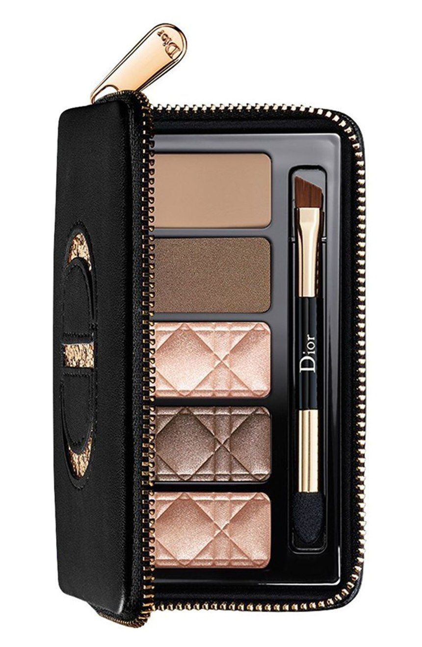 Photo of Dior Total Matte Smoky Glow Palette for Eyes & Brows (Limited Edition) | Nordstrom