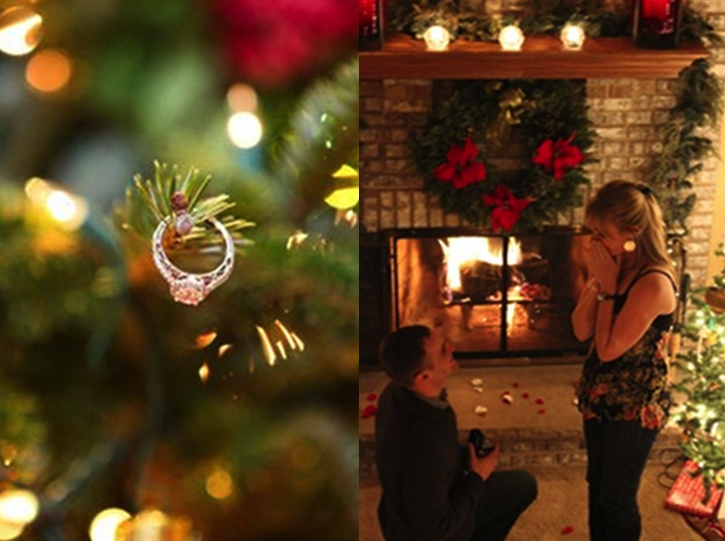 Christmas proposal ideas: So nice to prop a camera somewhere so ...