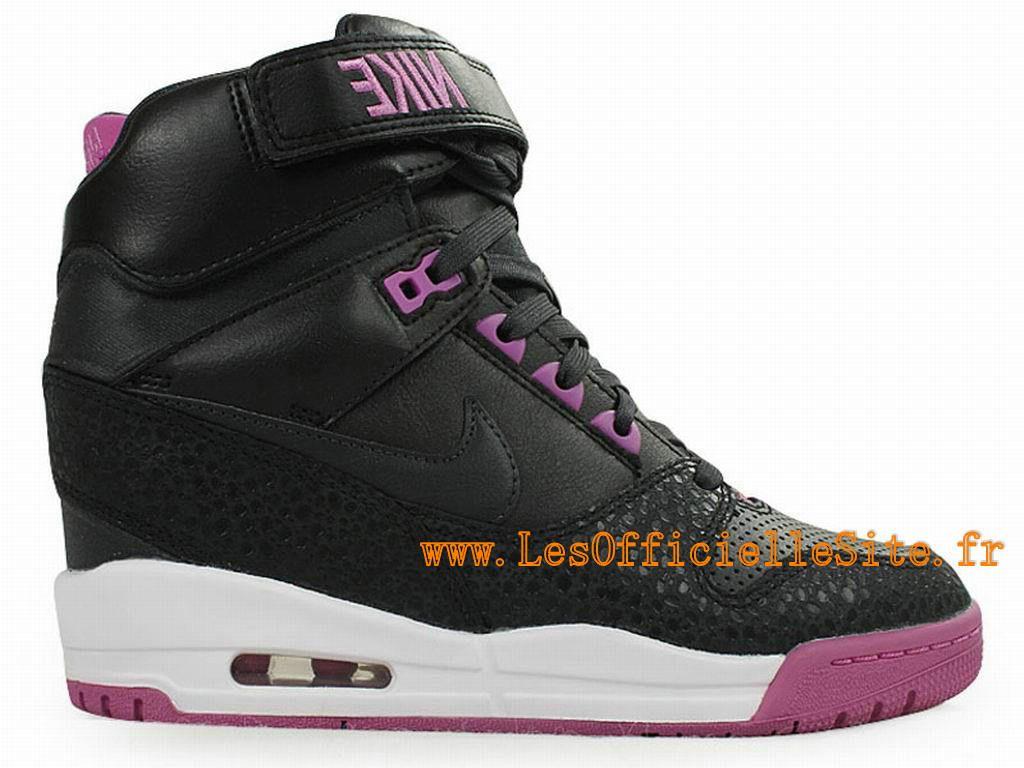 finest selection 82656 508a3 Boutique Nike Air Revolution Sky Hi GS - Chaussure Montante Nike Pas Cher Pour  Femme 599410