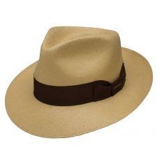 801ca178f27 Stetson Adventurer Shantung Straw Hat