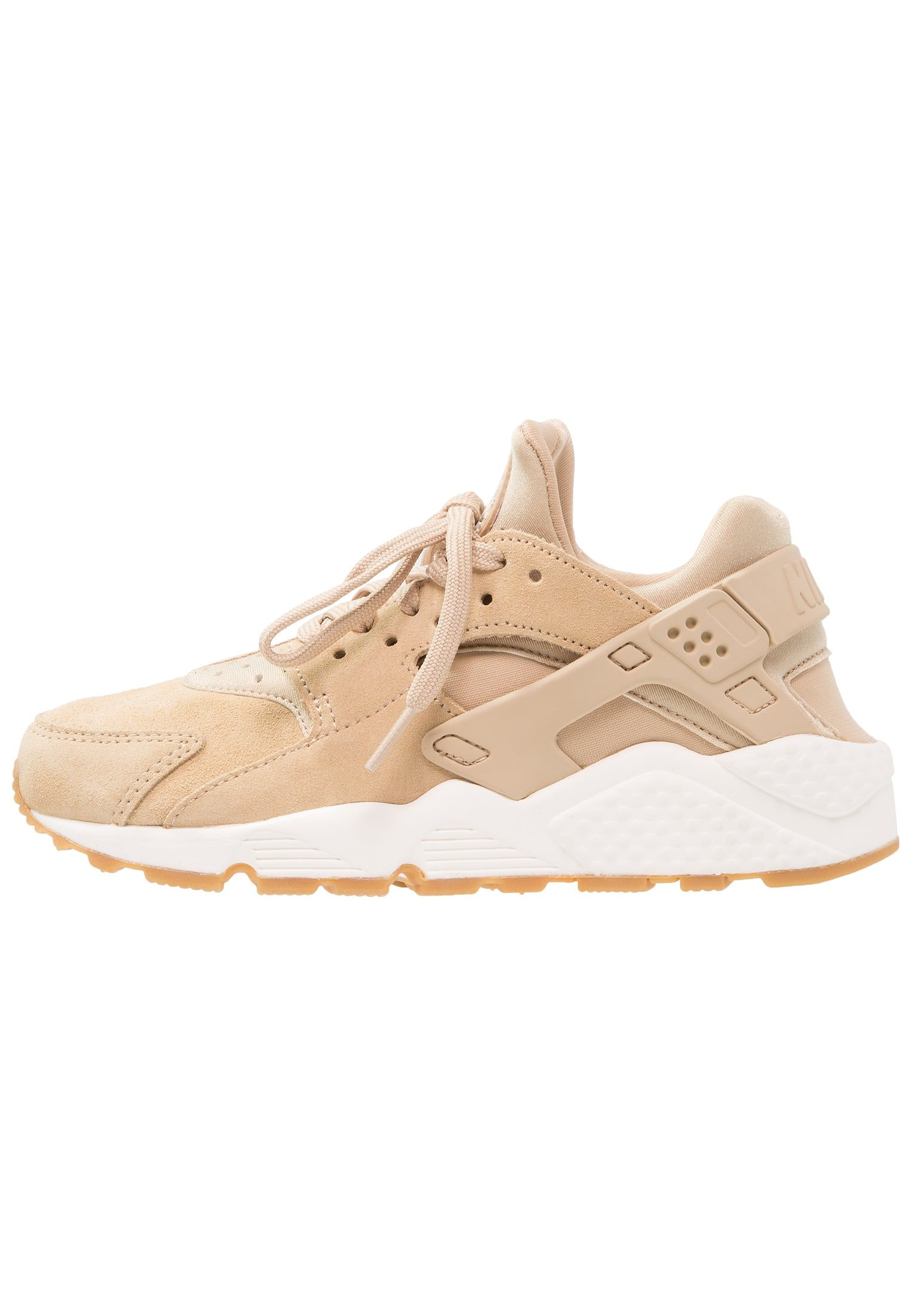 Baskets Nike Air Huarache Run Sd Beige FemmeNike