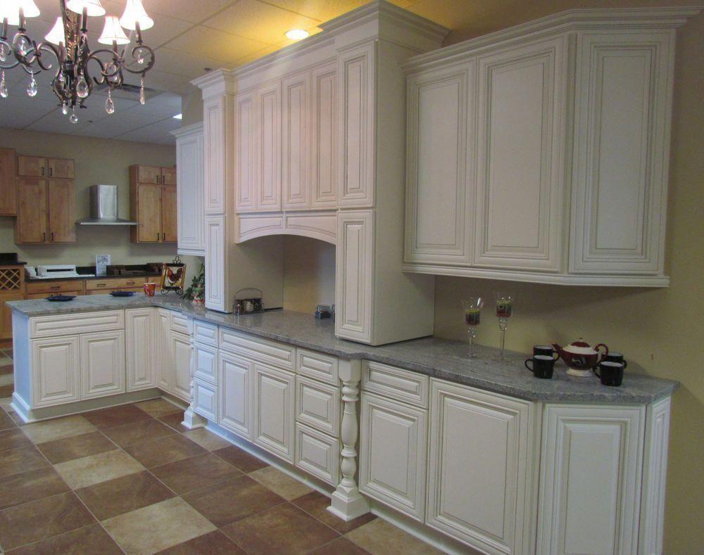 Antique interior design   Antique white kitchen, Antique ...