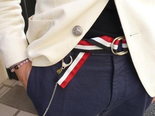 Nice belt.