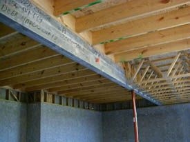 TruSpan Metal Beams/Light Gauge Steel Floor Joists | Metwood Building Solutions