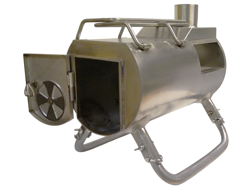 Wild Coast Tents wood stoves, g-stove is perfect for ...