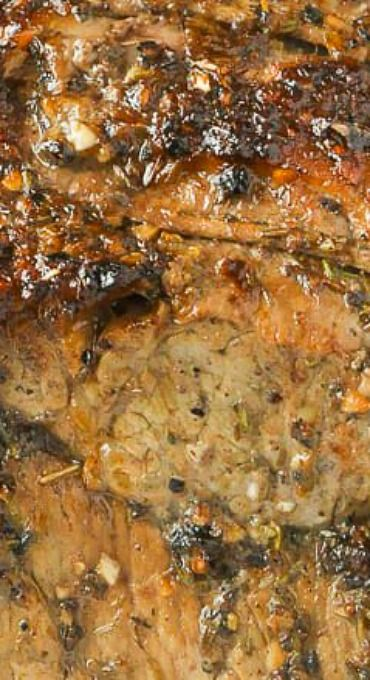 Photo of Worcestershire Butter Roast Beef – a simple method for perfect juicy roast!