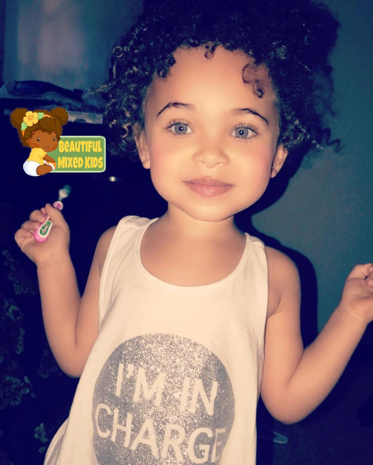 Pin By Simply Spollee On The Kids Are Doin It  Biracial -3578