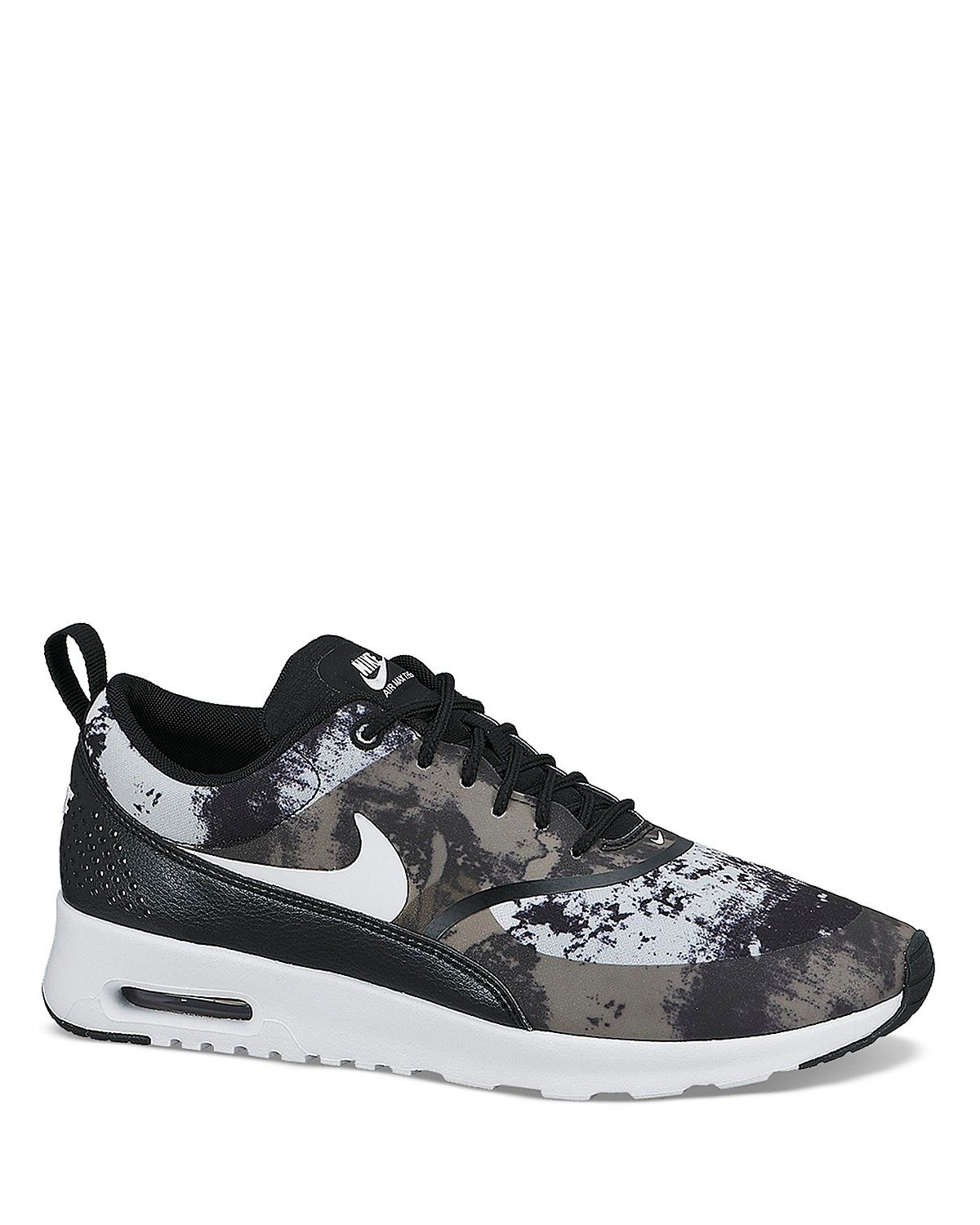 empeorar Desmenuzar Monumento  Nike Lace Up Sneaker - Women's Nike Air Max Thea Print EDITORIAL - Women's  New Arrivals - Shoes - Bloomingdale's | Nike sneakers women, Nike air max  for women, Nike air max