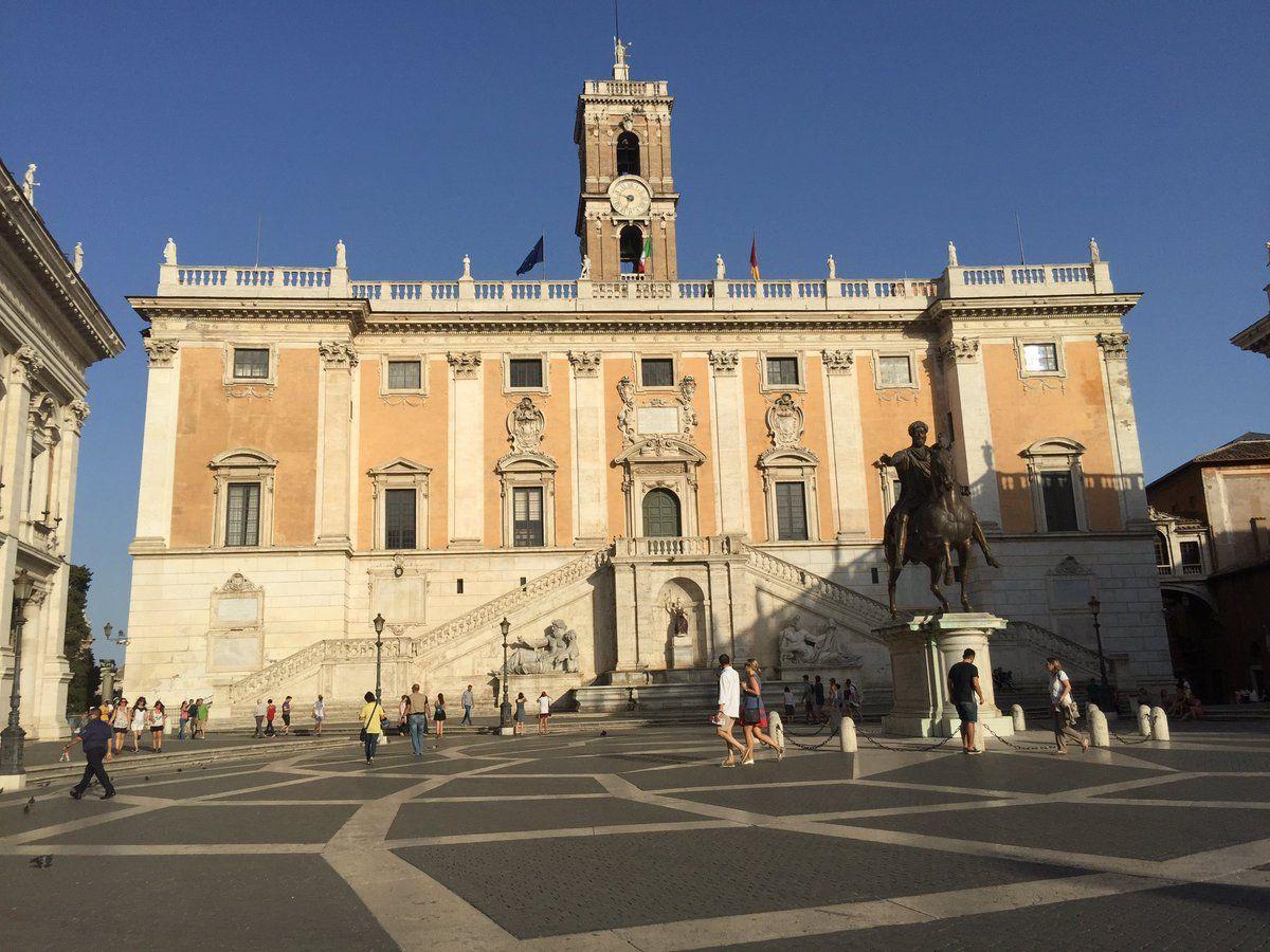 City Hall, Mayor\'s Office Rome   ROME: THE CITY TODAY   Pinterest ...