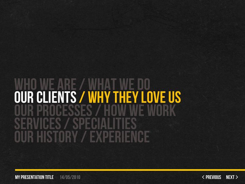Utopia PowerPoint Template Design Pinterest Template - it powerpoint template