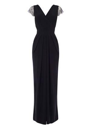 xmlfeed | Black CHERINA MAXI DRESS | Coast Stores Limited