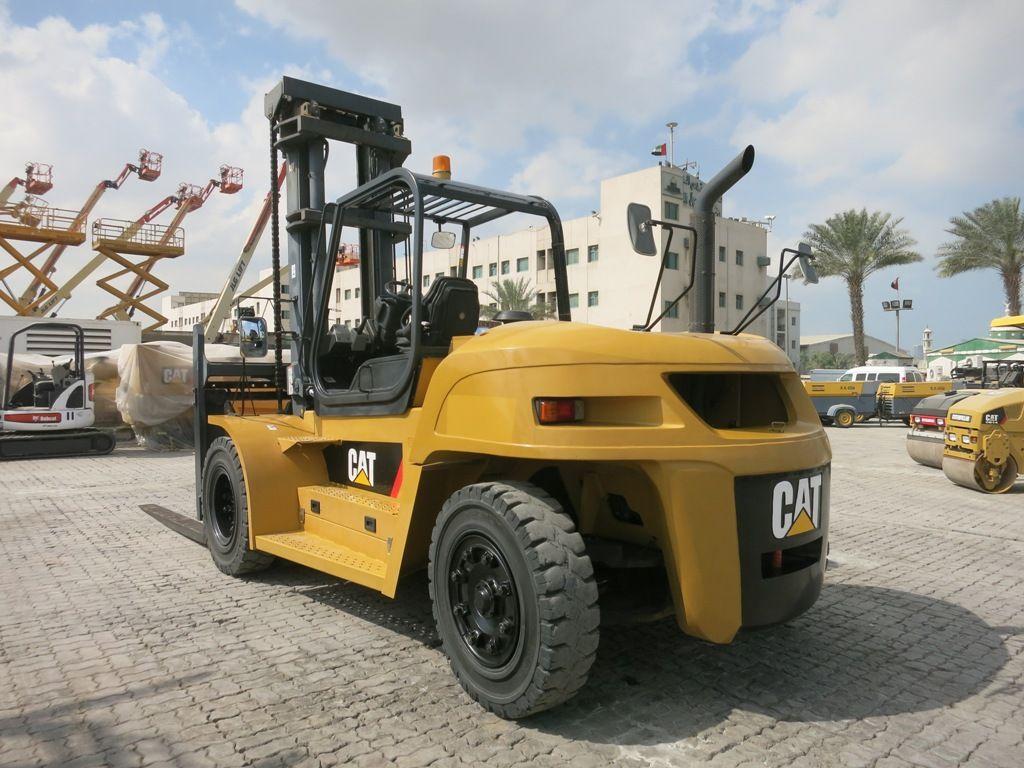 Forklift CATERPILLAR Model DP150, Capacity 15TONS