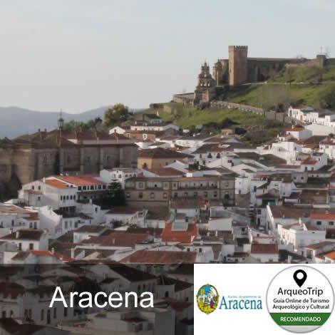 Visita #Aracena ¡Destino Recomendado! #TurismoCultural #EscapadaCultural #SierraDeAracena
