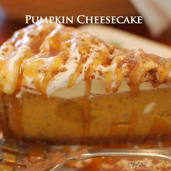 pumpkin cheesecake olive garden recipe - Olive Garden Pumpkin Cheesecake