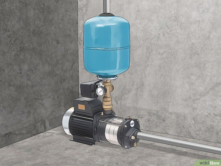 3 Ways To Increase Water Pressure Pressure Shower Nozzle Low Water Pressure