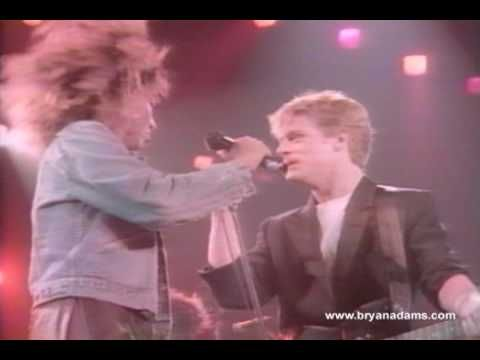 It S Only Love Bryan Adams Tina Turner Bryan Adams Tina Turner Music Genres