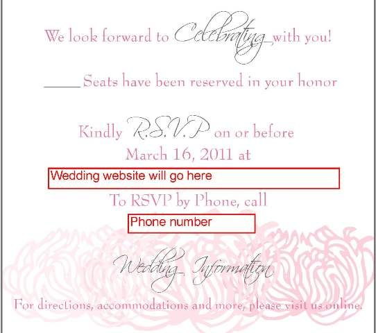 Found on Weddingbee Share your inspiration today! Wedding - email invitations