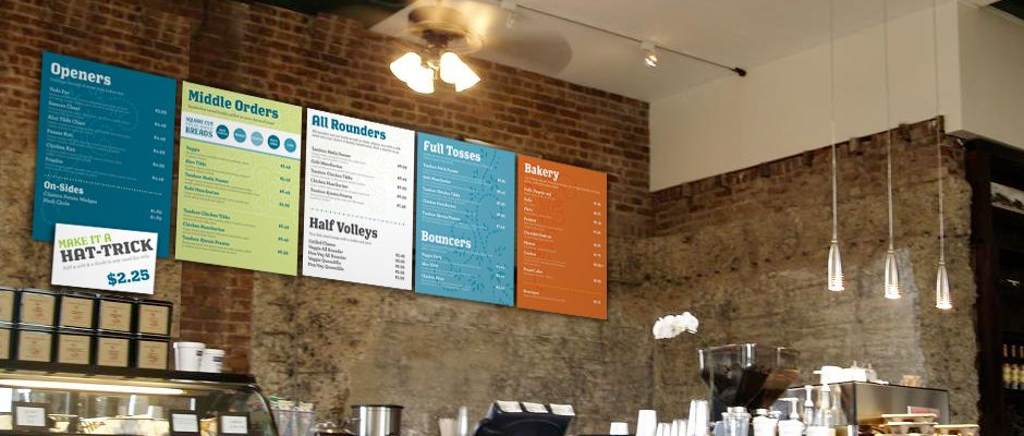 menu board design | design inspiration ❤ | Pinterest | Menu board ...