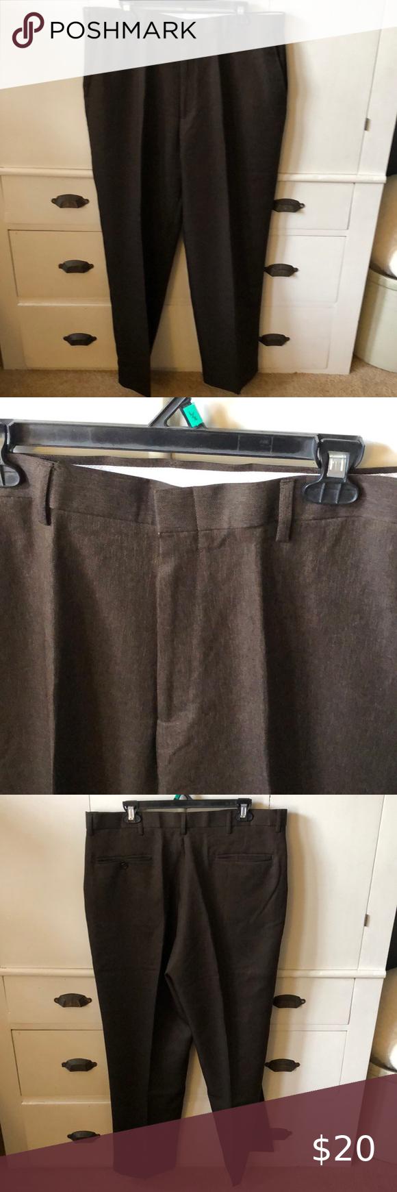 Men S Dress Pants Dress Pants Pants Black Dress Slacks [ 1740 x 580 Pixel ]
