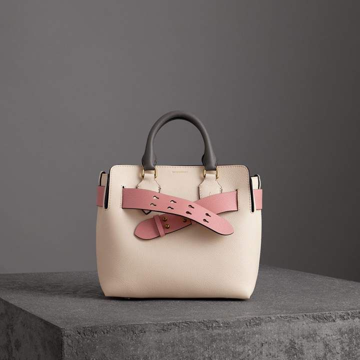 7216eb7192d Burberry The Small Tri-tone Leather Belt Bag   Products in 2019 ...