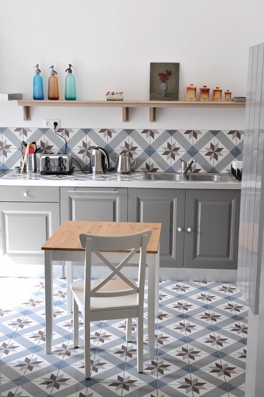 Décor Optique Mer Ceramic Tiles From Neocim Collection By KERION - Carrelage kerion
