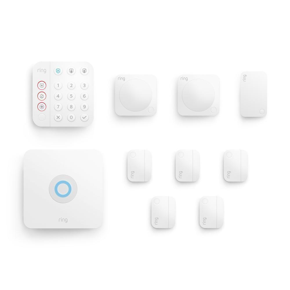 50 Off 10 Piece Alarm Security Kit Home Security System In 2021 Security System Alarm Alarm Monitoring