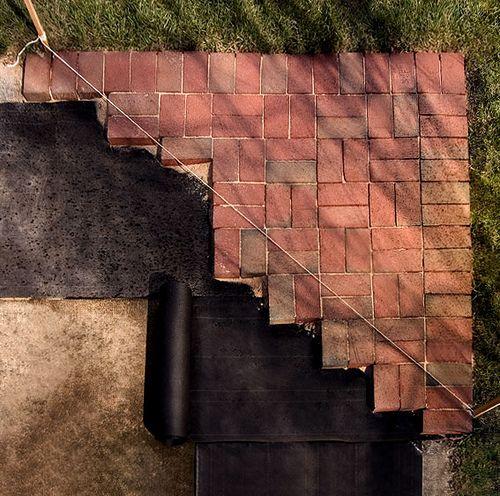 diy brick patio - Diy Brick Patio Outdoor Patio Pinterest Concrete Patios