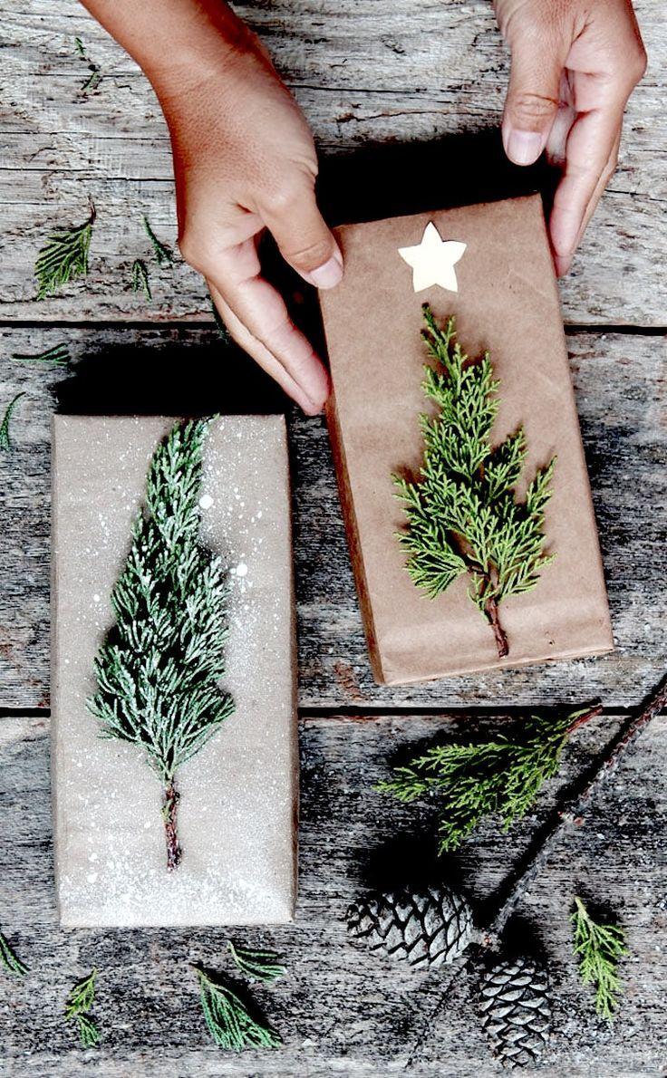 Photo of Мини-елки: идея для новогоднего декора в последнюю минуту – Woman Delice