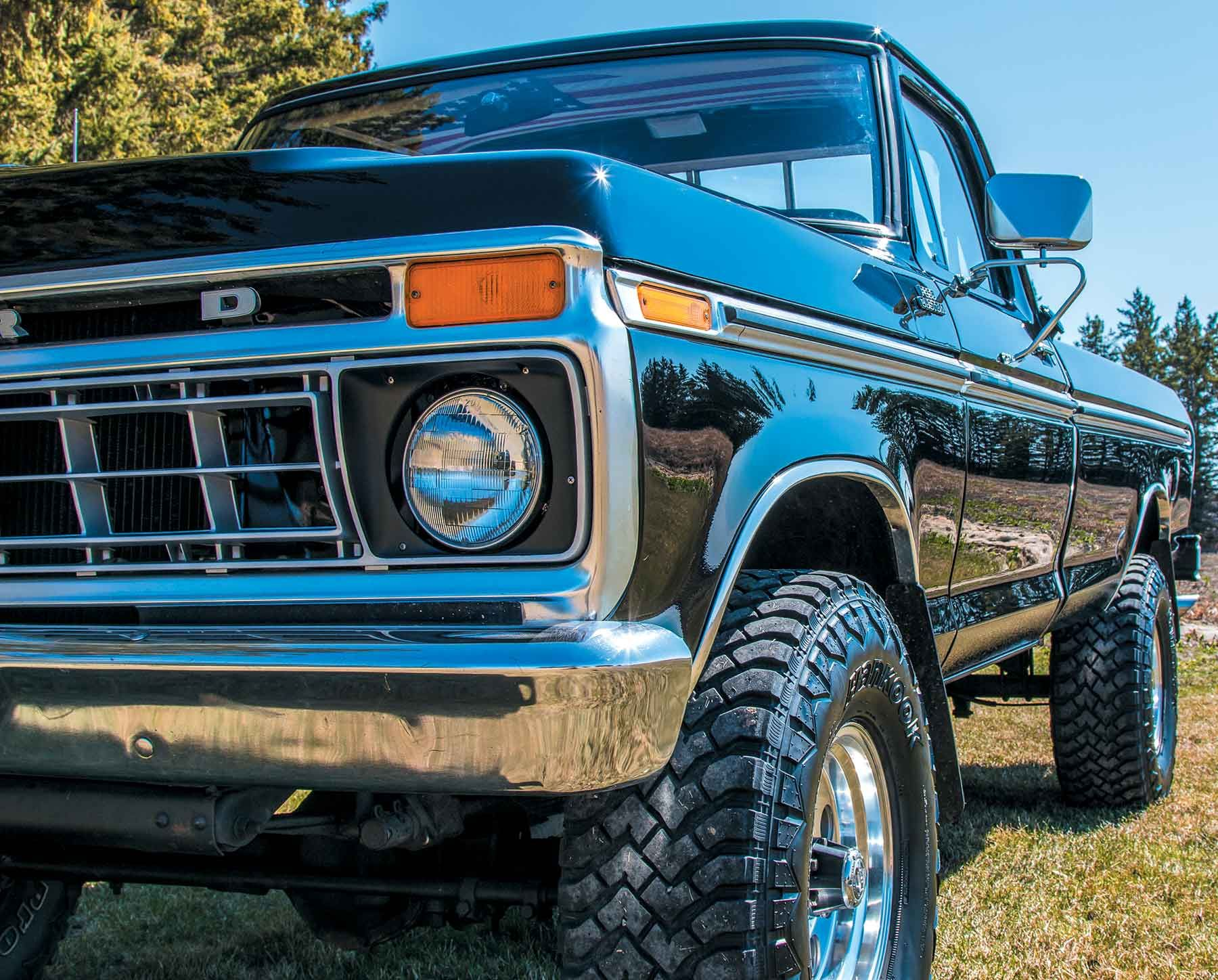 Nathan Shaw s 1977 Ford F250