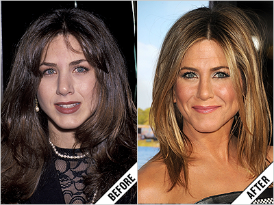 celebs who may or may not have had nose jobs hair makeup and