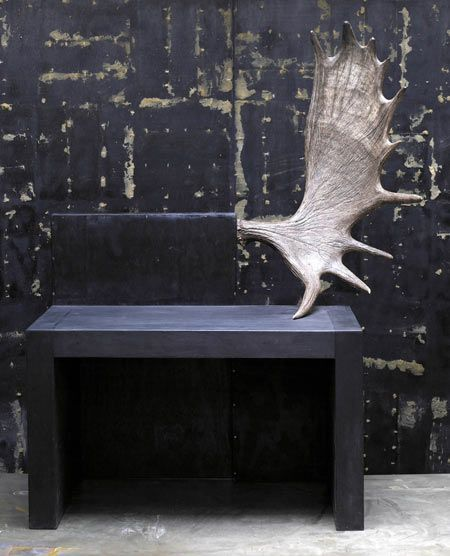 """""""Style is a gift"""" - RICK OWENS - (Absolute genius: Rick Owens furniture)"""