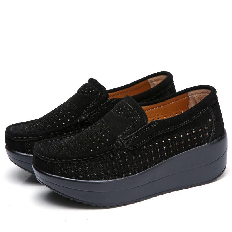UIN Zapatos Azul Slip-On Amor de Cinta de Color para Viajar Microfibra yVeQbfDOHt