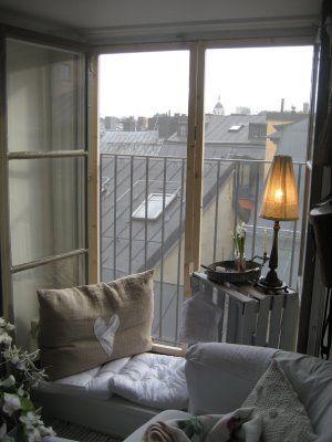 Fransk balkong