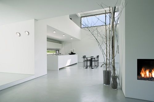 Wand- und Deckenleuchte Cen LED von Molto Luce - Lampen und - led deko wohnzimmer