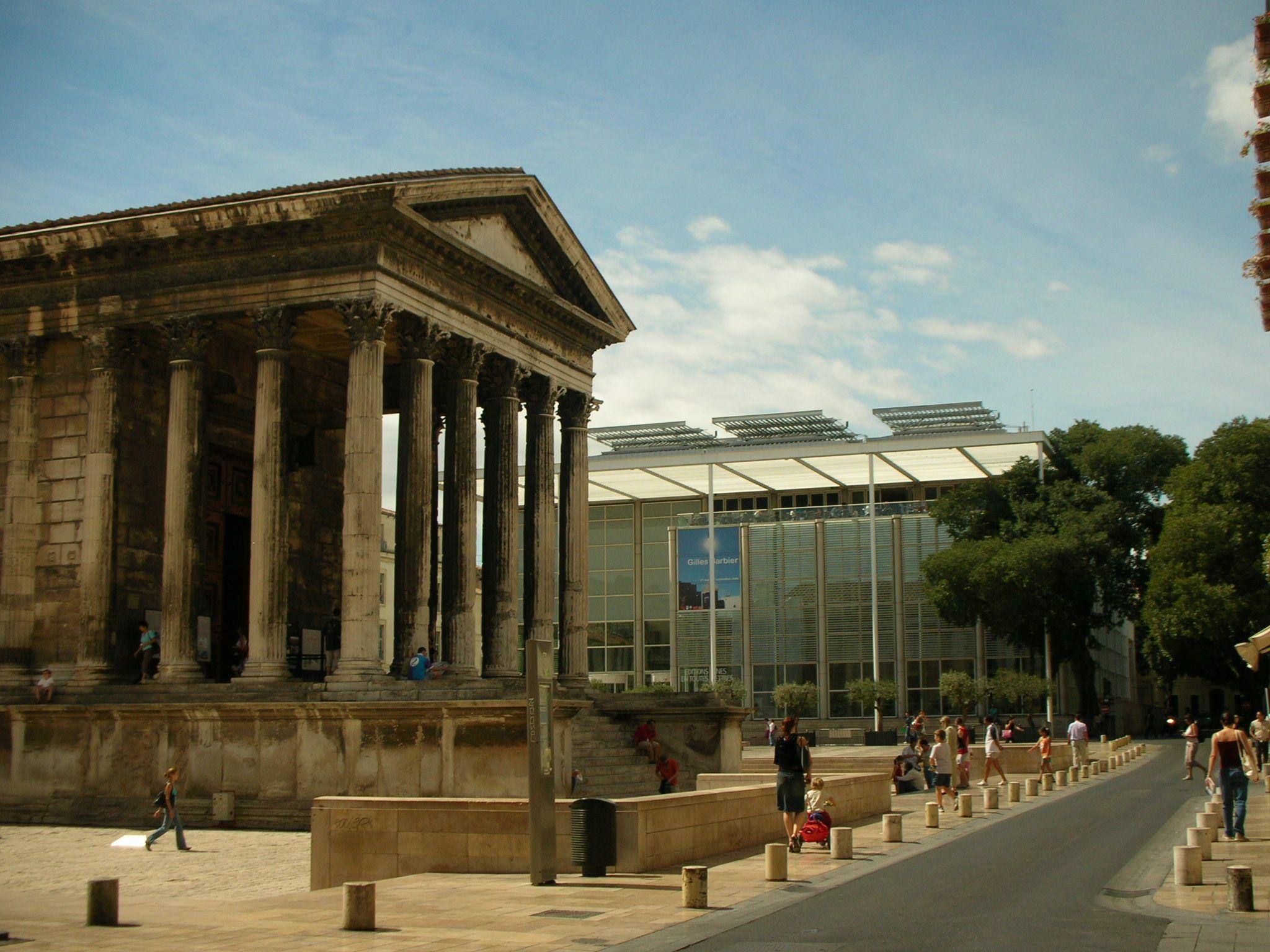 Carre D Art Musee D Art Contemporain Nimes France Top Tips