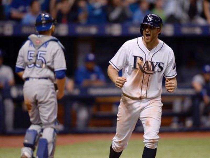 Rays Find Another Way To Victory Extra Inning Walk Off Walk Rays Baseball Tampa Bay Rays Baseball Tampa Bay Rays