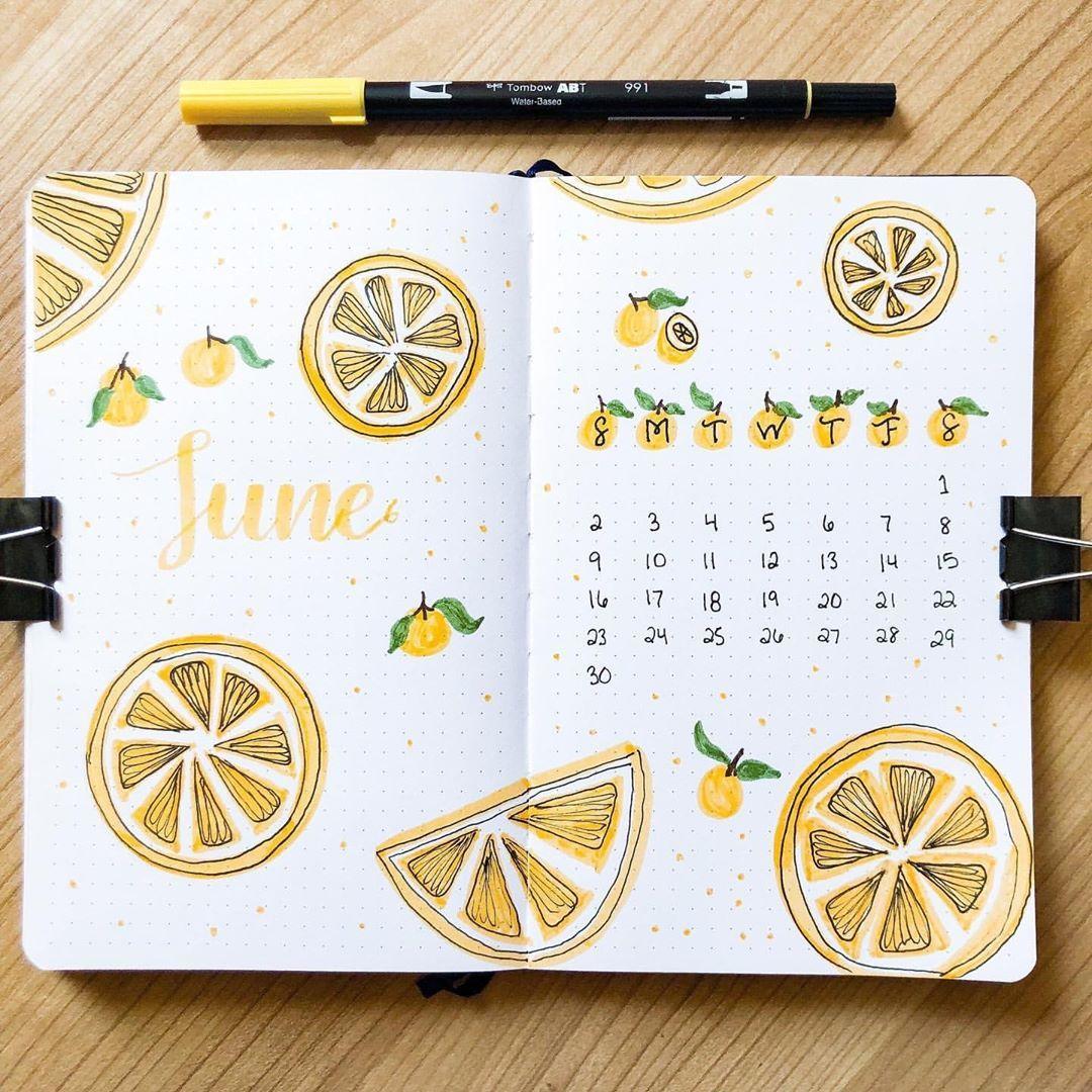 Красивые летние рисунки для ежедневника кому-то