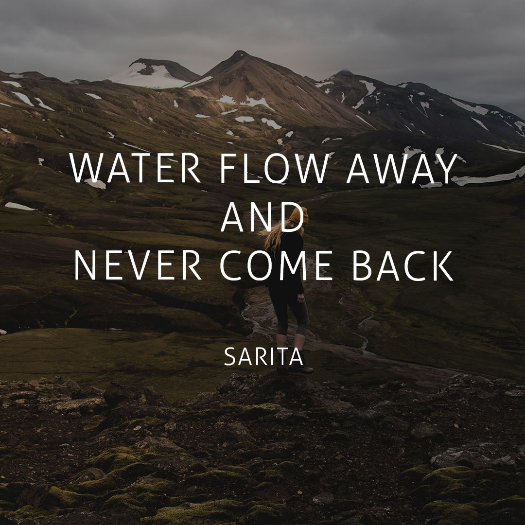 Quotes About Water Tlc Inspirational Quotes  Water Flow And Wisdom